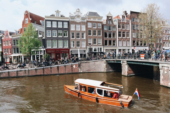 A Long Weekend in Amsterdam: TheHotspots
