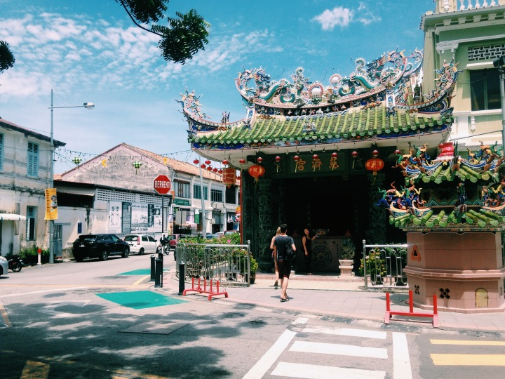 A Day in George Town,Penang