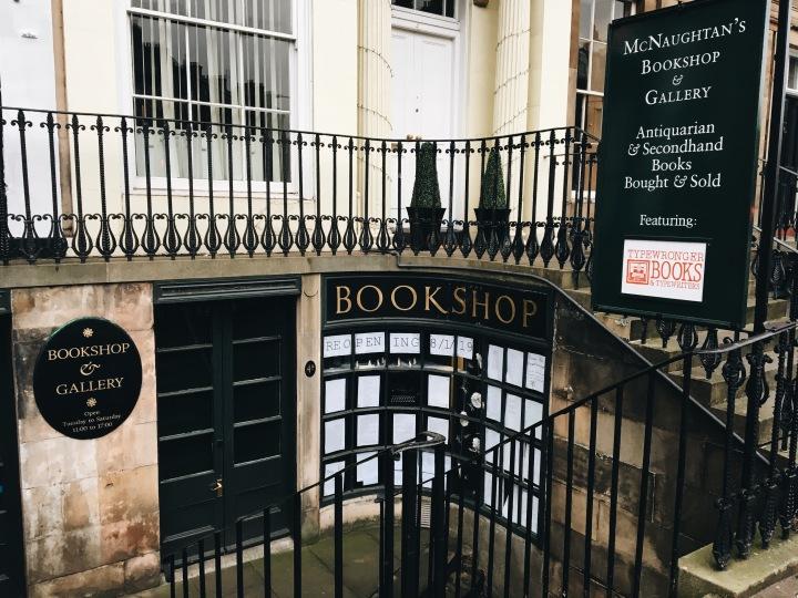 Edinburgh Pocket Guides: TypewrongerBooks