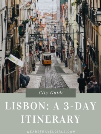 Lisbon: a 3-Day Itinerary