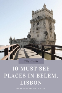 10 Must-See Places in Belem, Lisbon
