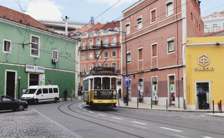 Lisbon: A Day inAlcântara