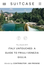 Italy Untouched: A Guide to Friuli-Venezia Giulia