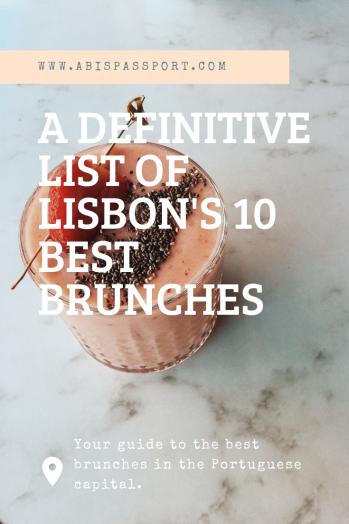 A Definitive List of Lisbon's 10 Best Brunches