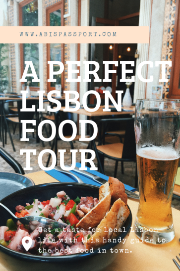 A Perfect Lisbon Food Tour