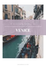 Top 8 Hidden Gems in Venice