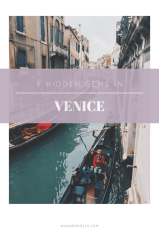 Top 8 Hidden Gems in Venice