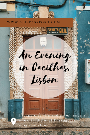 An Evening in Cacilhas, Lisbon