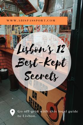 Lisbon's 12 Best-Kept Secrets