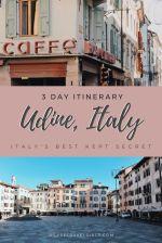Udine 3-Day Itinerary